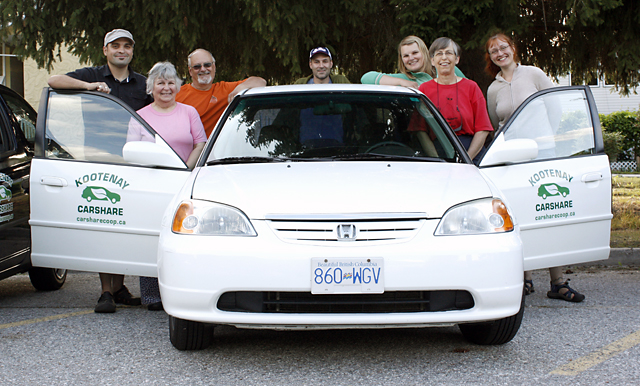 Kootenay Carshare Coop Happy Customers